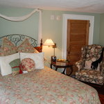 Foto van Hill House Bed & Breakfast Inn