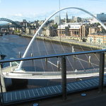 Gateshead Millennium Bridge