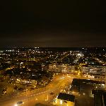 Zandvoort At Night From Balcony