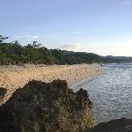 The Patar Beach from the Treasures of Bolinao