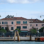 Hotel Belvedere - from the waterbus