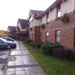 Photo de Premier Inn Glasgow - Bellshill