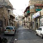 Wadi St. leading to Ha Ezkenim