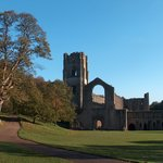 Nearby Fountains Abbey