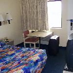  Motel 6 interior