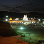 Tirupati Temple