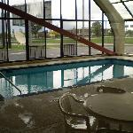  Pool Area - Indoor and Warm!