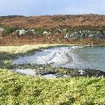 One of the Gigha beaches