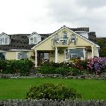 Oakfield B&B view from the road