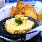 Hummus and Chips