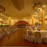 The Banquet hall of the Hotel