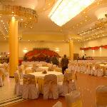  Banquet hall from main entrance
