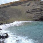  Green Sand beach