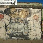  East Side Gallery - Part of old Berlin Wall