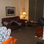 TownePlace Suites Burlington Williston Foto