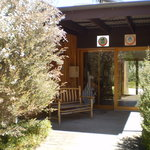 Entry to Grampians YHA