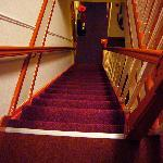  This is the first stairway.  More follow if you are on a high floor.