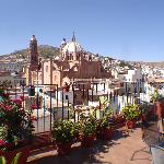 Hostal Villa Colonial de Zacatecas Foto