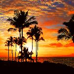  Wailea Beach Villas Sunset