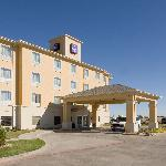 Foto van Sleep Inn & Suites Midland TX