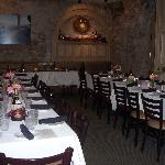 One of the 3 banquet rooms- Festa