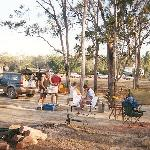 Camping ground at Musgrove