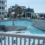 Alleghany Pool, hot tub and Fire pit