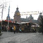  Christmas Fair with Johannisburg Schloss