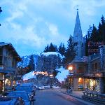 Courchevel 1850 village