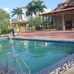  Rumbia Resort swimming pool