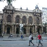  Teatro Municipal de Sao Paulo