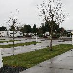  Blue Ox RV Park - snow has melted!