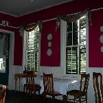  Breakfast Dining Area Le Rosier
