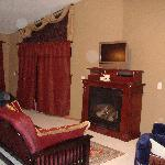 Photo de The Mangy Moose Bed & Breakfast