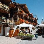  restaurant le Leysin