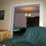 livingroom looking into bedroom