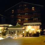 Photo de Hotel Chesa Valese