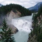 A hike to Wapta Falls