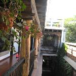  Balcony/ courtyard
