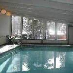 Enjoy the indoor pool year round