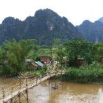 Foto di Vang Vieng Orchid Guesthouse