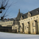 Fontevraud Abbey (Abbaye de Fontevraud)
