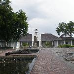 Courthouse in Kuching