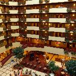 Bild från Embassy Suites Charlotte - Concord / Golf  Resort & Spa