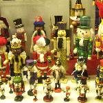 Nutcracker display