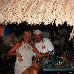  Tracy n myself at The Pirata