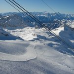 Breuil-Cervinia Ski Area