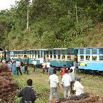 Toy train to Ooty - best way to travel!