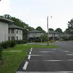 Outside View - Parking Area