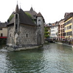 Old Jail in Annecy Town